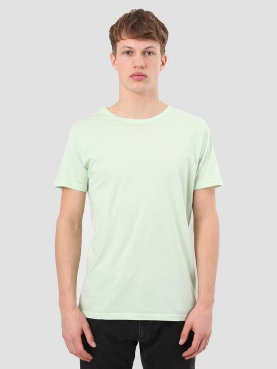 RVLT Garment Dyed T-Shirt Light Green 1006