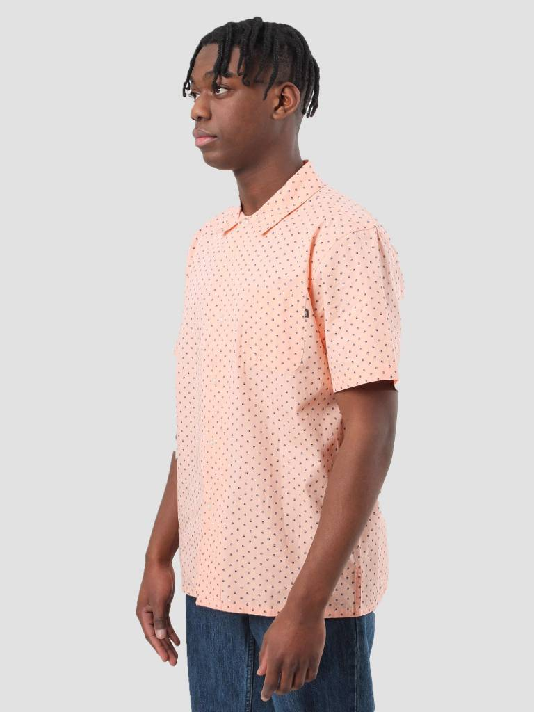 Obey Obey Gavin Woven Coral 181210190