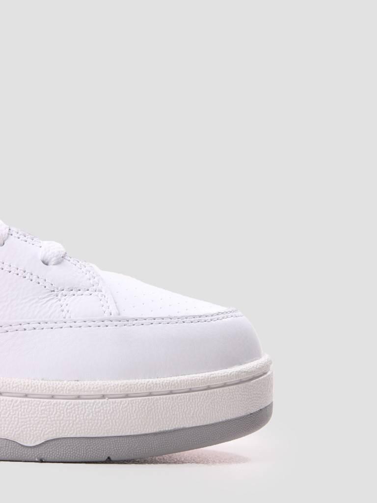 Nike Nike Grandstand II Premium Shoe White Solar Red-Wolf Grey AA8005-103