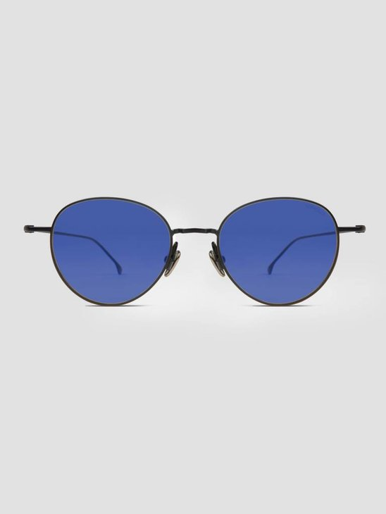 Komono Hailey Sunglasses Black Blue KOM-S4505