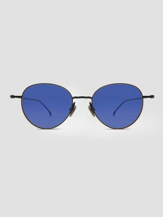 Komono Hailey Sunglasses Black Blue KOM-S4505