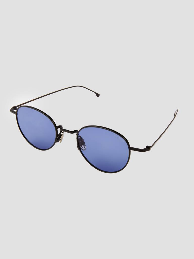 Komono Komono Hailey Sunglasses Black Blue KOM-S4505