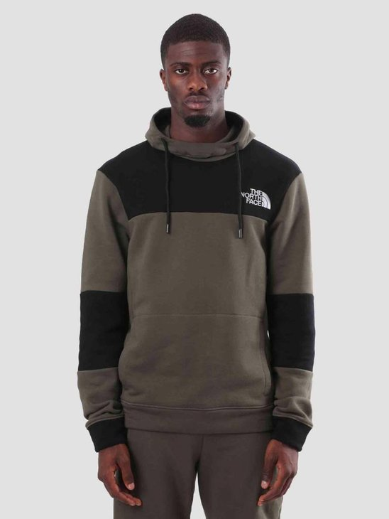 The North Face Himalayan Hoodie New Taupe Green