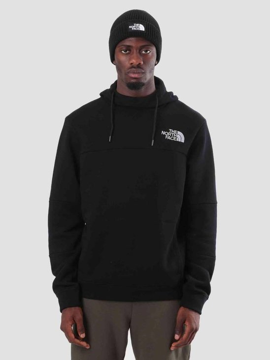 The North Face Himalayan Hoodie TNF Black