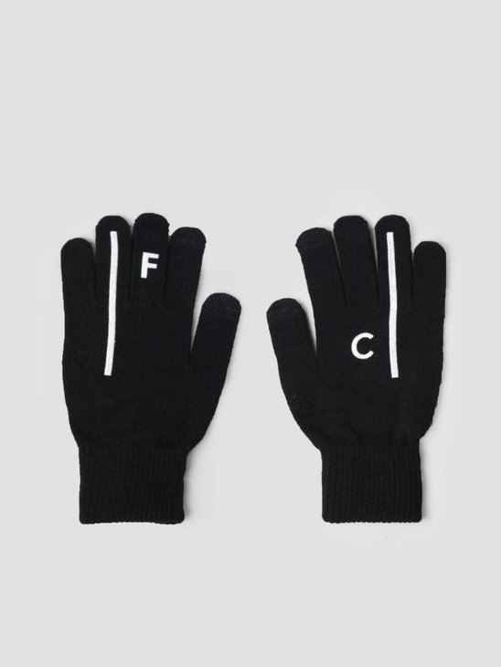 FreshCotton Hitchcock Framing Gloves Black