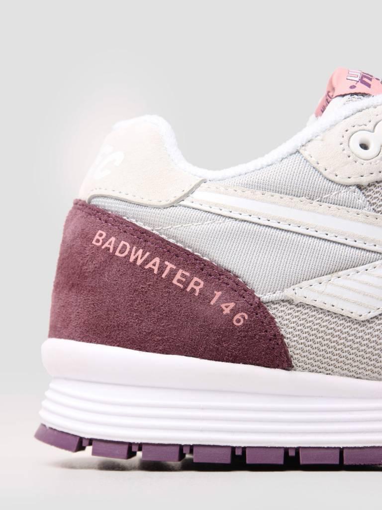 Hi-Tec Hi-Tec HTS Badwater 146 ABC Suede Cool Grey Rose Purple 6780-051