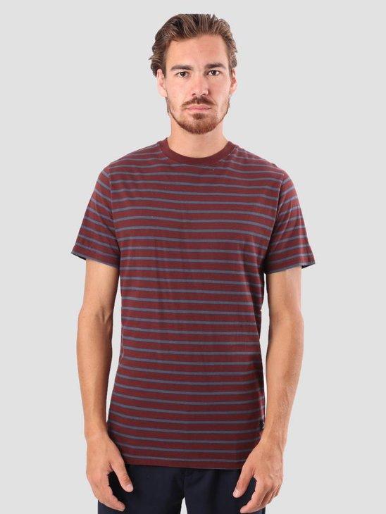 RVLT Ib T-Shirt Bordeaux 1016