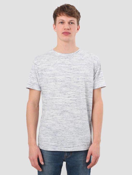 RVLT Injection Melange T-Shirt Offwhite 1932