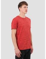 RVLT RVLT Injection Melange T-Shirt Red 1932