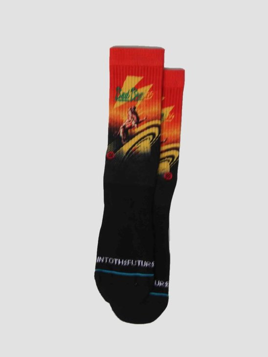 Stance Into The Future Sock Black M556A18INT
