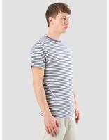Kronstadt Kronstadt Jakova Tee Indigo Off White T-shirt KRSS18-KS1264