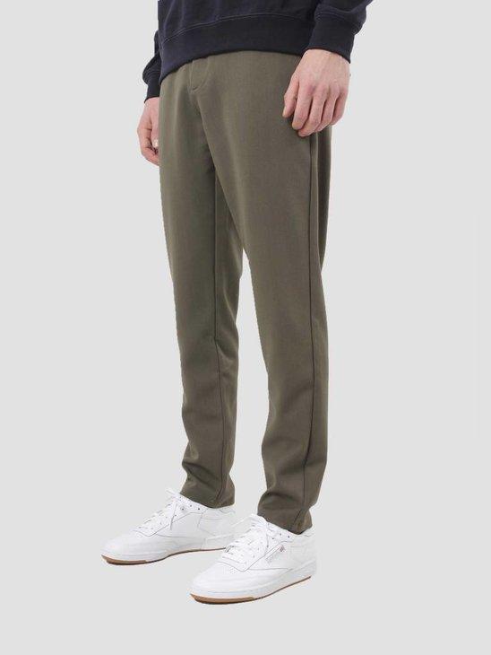 WEARECPH Janzik Pants 1495 Olive W17104008