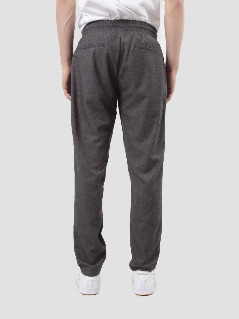 WEARECPH WEARECPH Janzik Tape Pants 1495 Dark Grey Mel. W18104005
