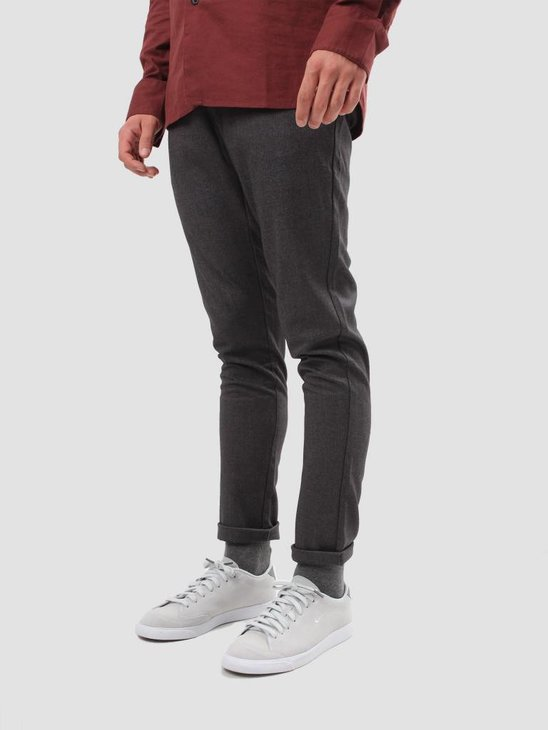 RVLT Jens Trouser Grey 5804