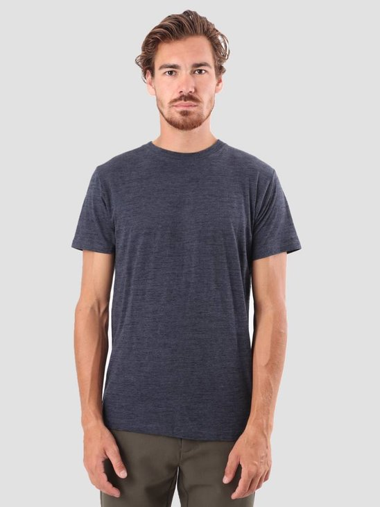 RVLT Kurt T-Shirt Navy 1014