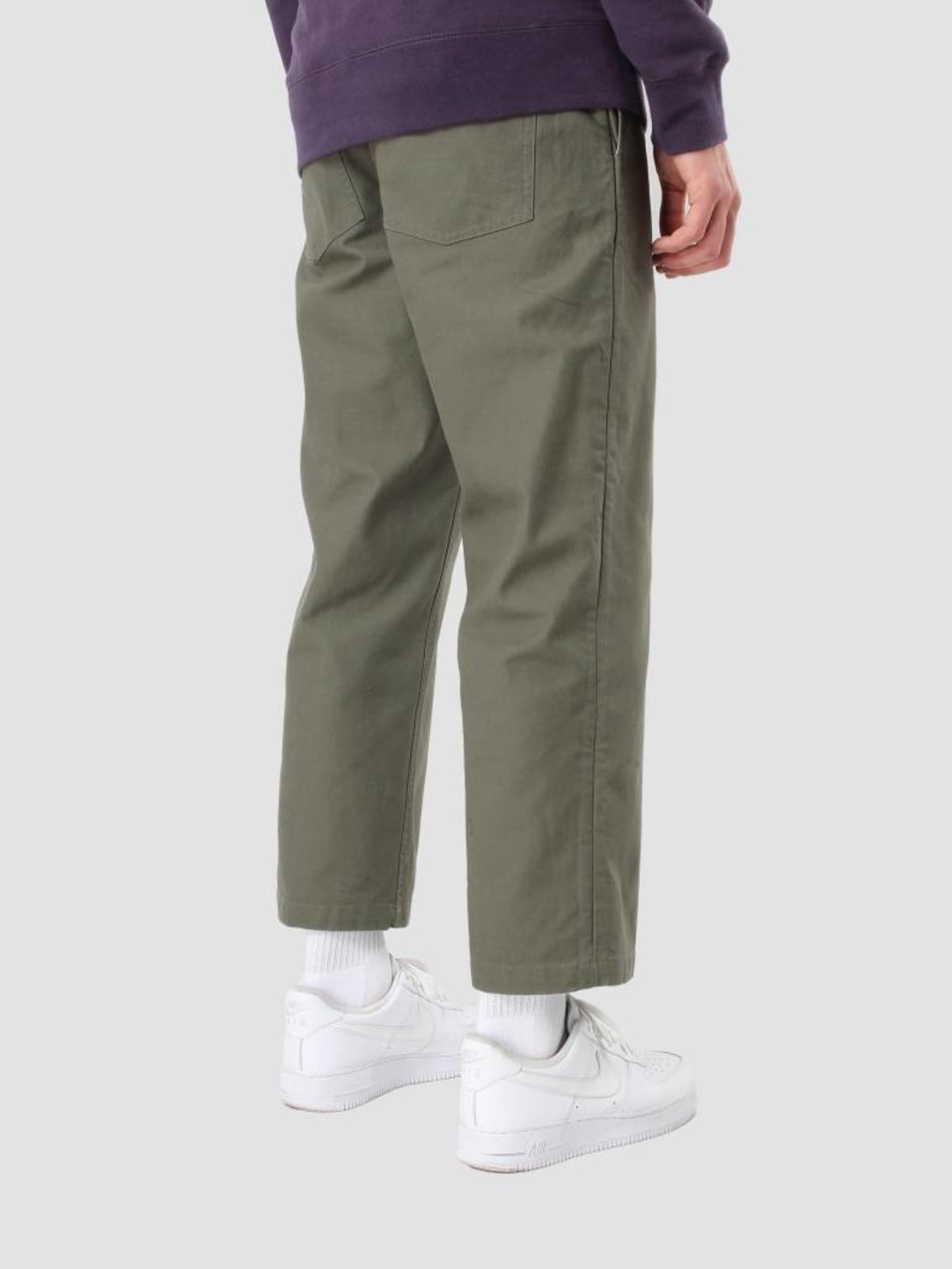 Obey Obey Lagger Patch Pocket Pant Army 142020086