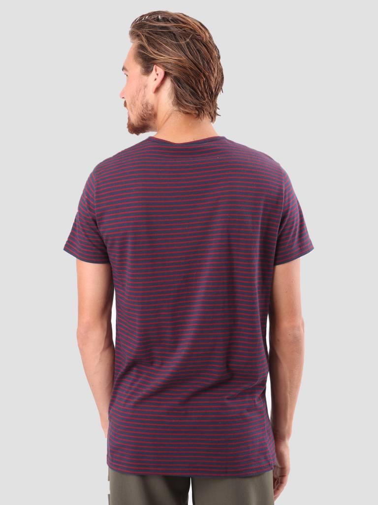 RVLT RVLT Lasse T-Shirt Red 1005
