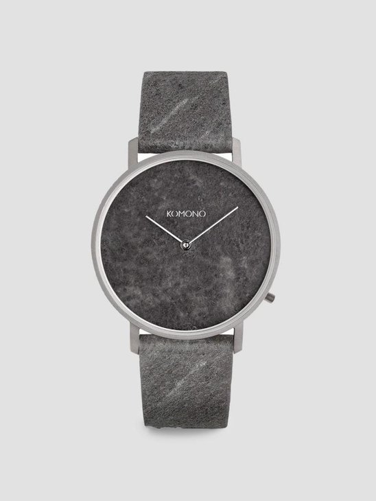 Komono Lewis Watch Dark Slate KOM-W4053