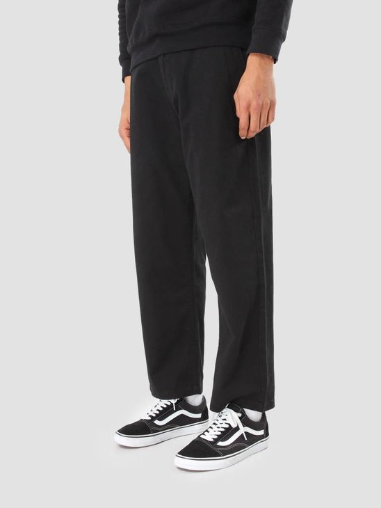 Obey Loiter Big Fits Pant Black 142020099