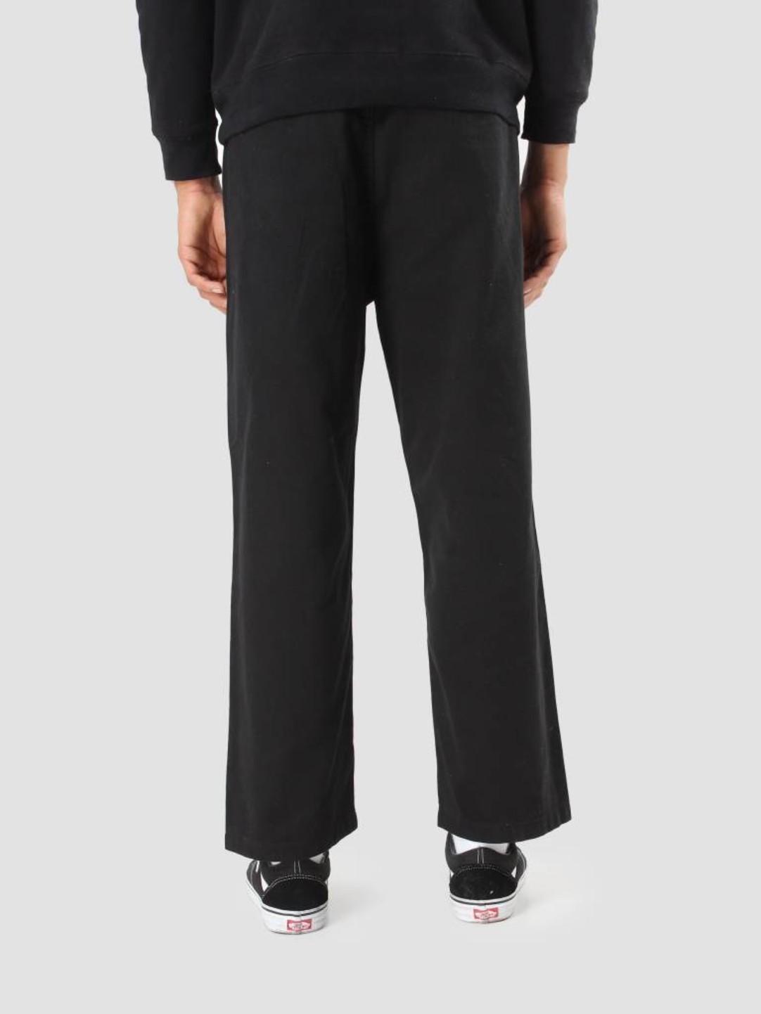 Obey Obey Loiter Big Fits Pant Black 142020099