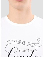 Ceizer Ceizer London Paris T-Shirt White S18-26