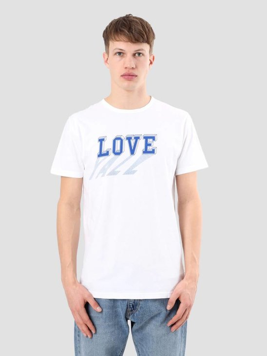 Ceizer Love Yall White S18-13