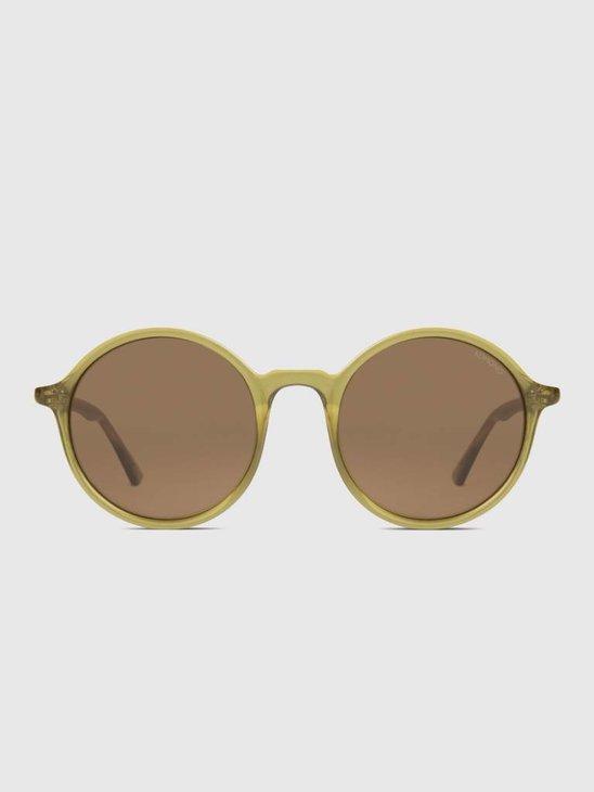 Komono Madison Ochre Sunglasses KOM-S3260