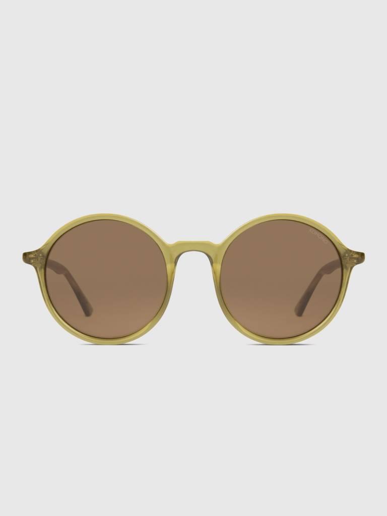 Komono Komono Madison Ochre Sunglasses KOM-S3260