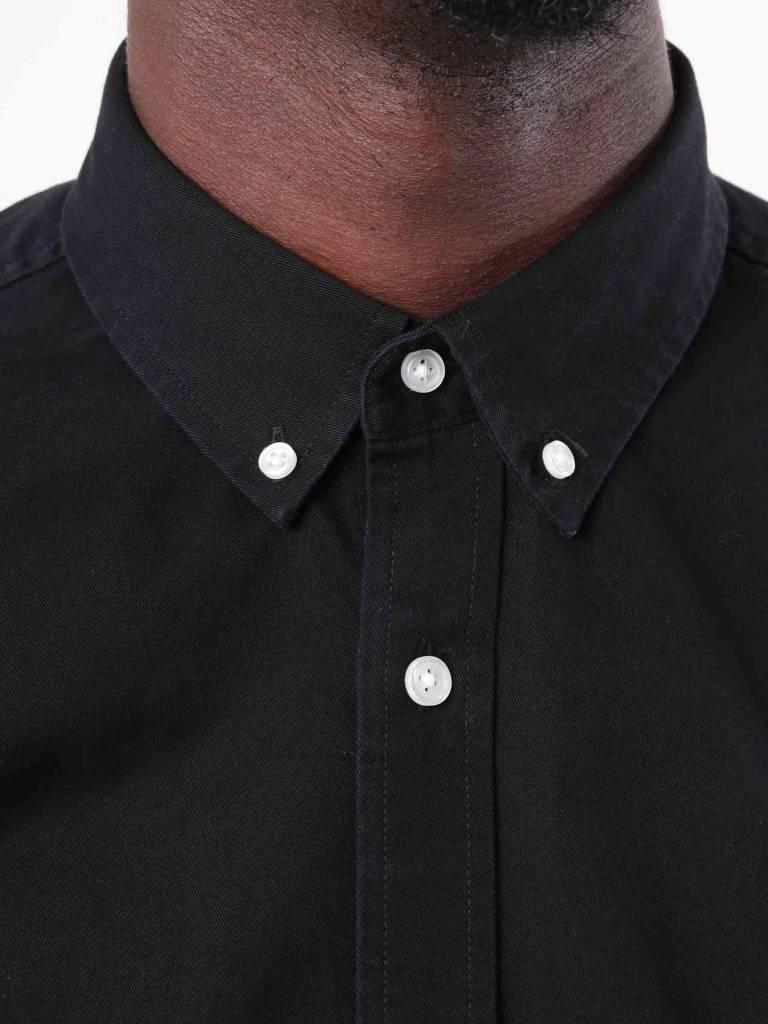 Carhartt WIP Carhartt WIP Madison Shirt Black Wax I023339-8990