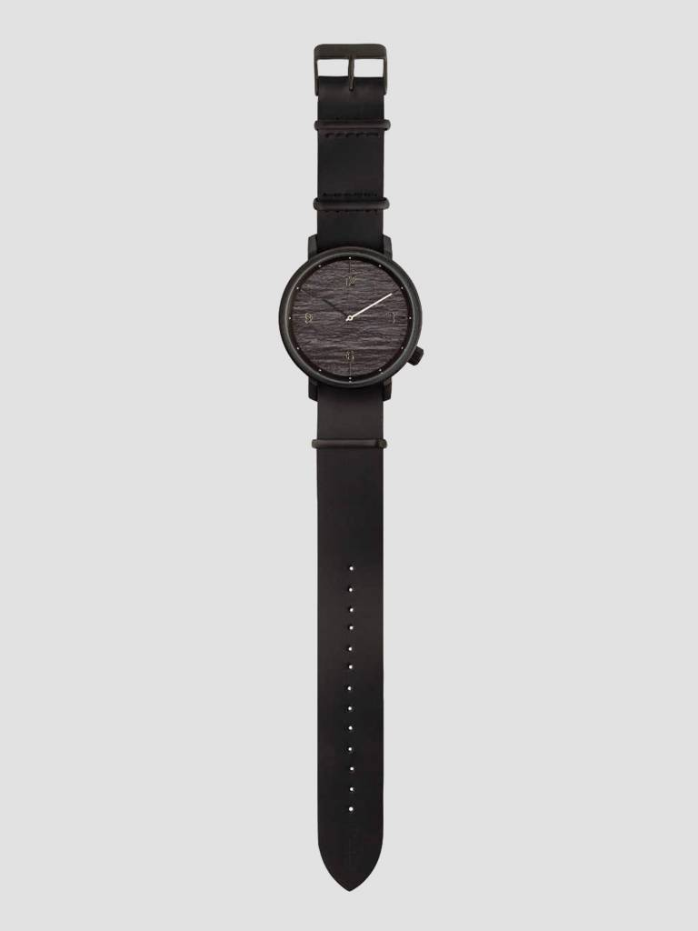 Komono Komono Magnus II Watch Metal Series Black Kom-W1941