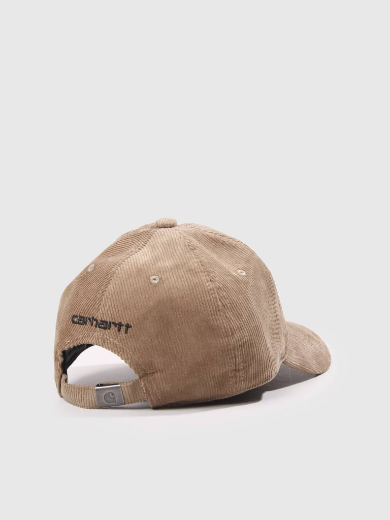 Carhartt Carhartt Manchester Cap Leather Black I025743-8Y00