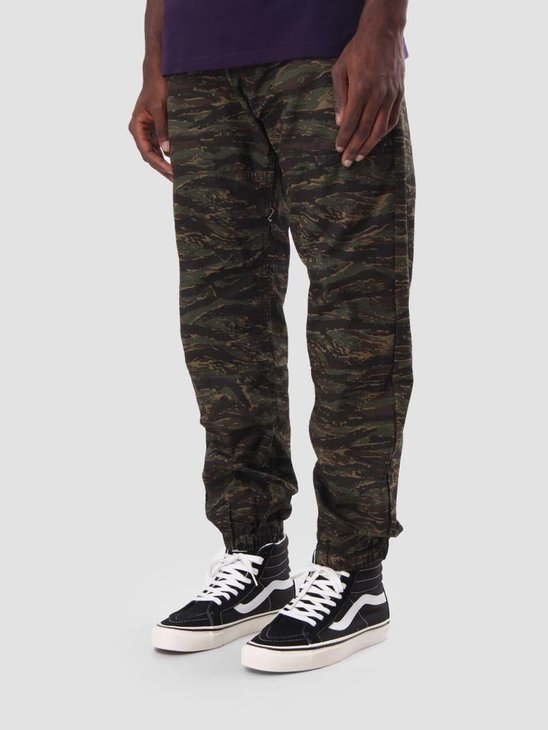 Carhartt Marshall Jogger Rinsed Camo Tiger Jungle I020008-90002