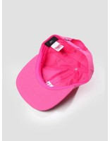 Obey Obey Maxin 6 Panel Hat Magenta 100580144