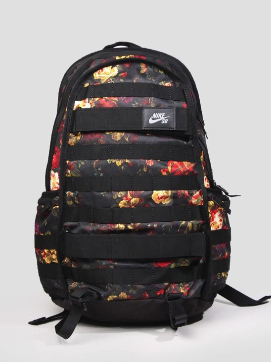 Nike Men's Nike SB RPM Graphic Skateboarding Backpack Black Black Black BA5404-011