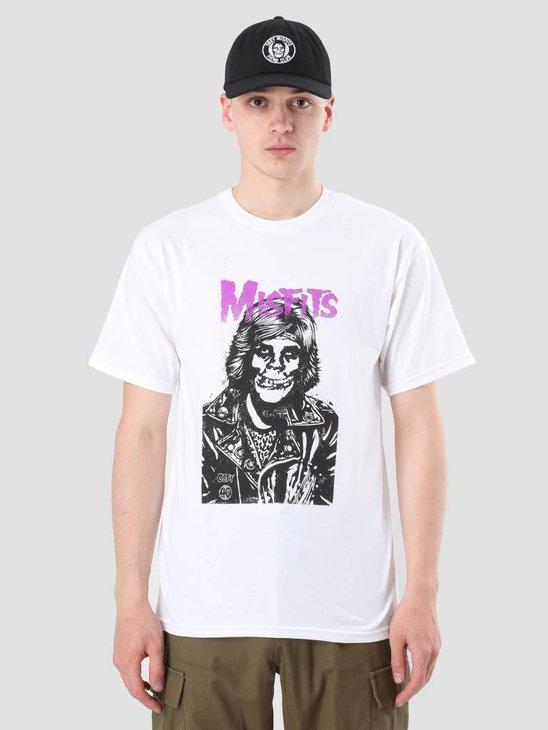 Obey Misfits Fiend Rocker White 163081762-WHT
