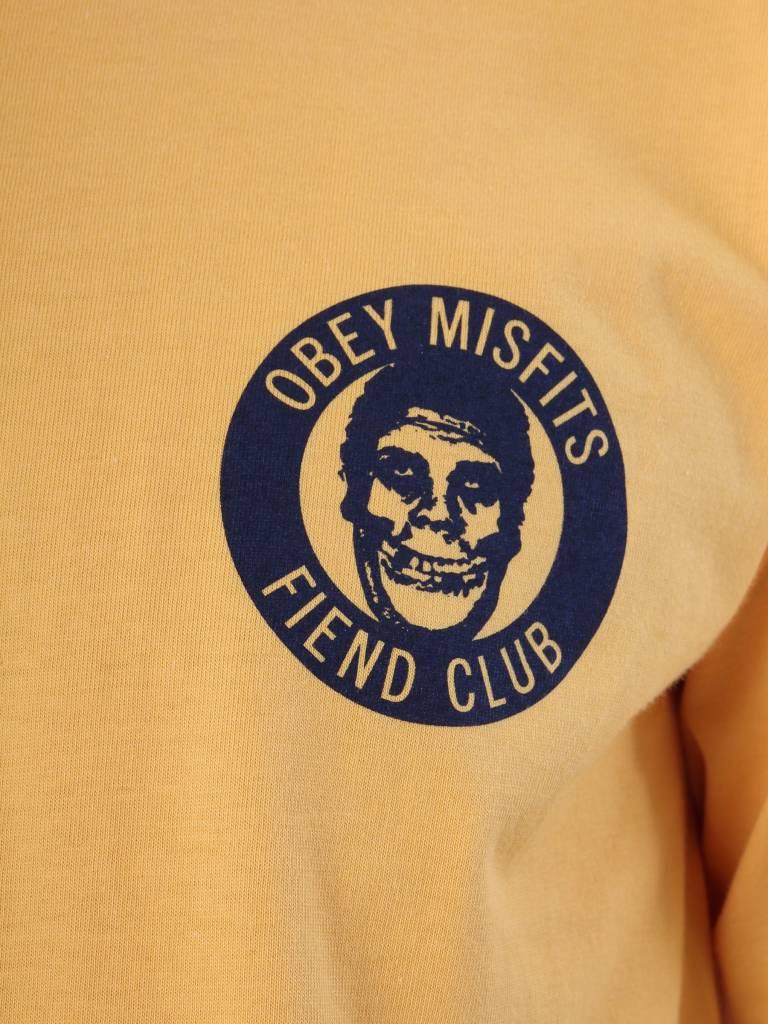 Obey Obey Misfits Horror Biz Hands Gold 163081764-GLD