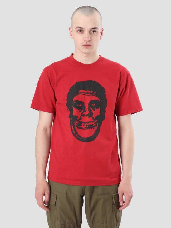 Obey Misfits Teenagers From Mars Fire red 166911769-RED