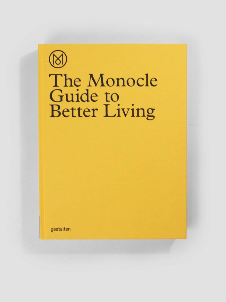 Books Books Monocle Guide To Better Living Book