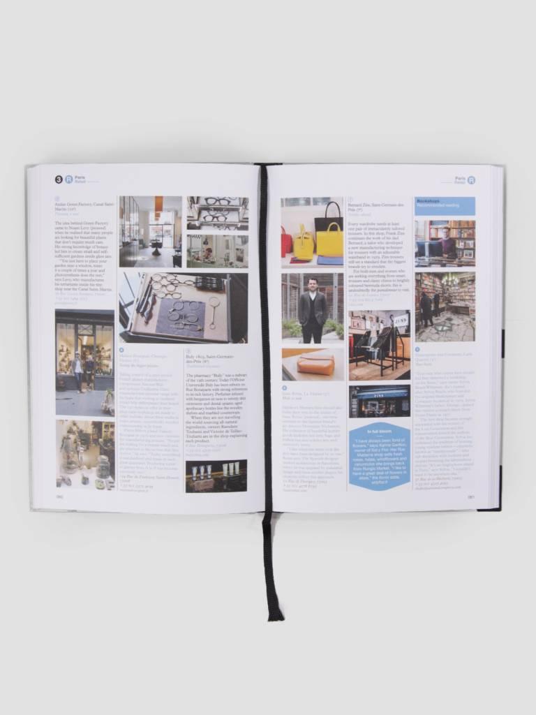 Books Books Monocle Paris Travel Guide