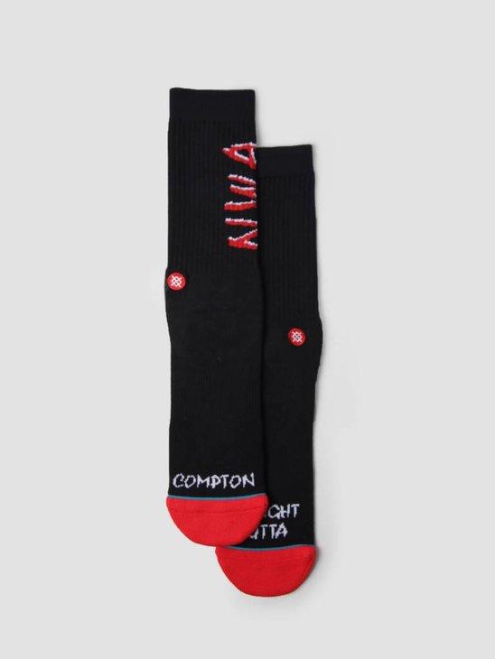 Stance N.W.A Socks Black M558A18NWA