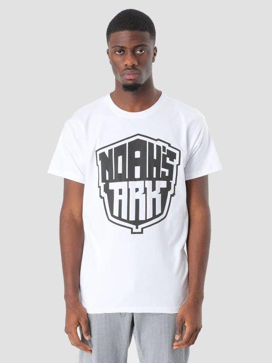 Noahs Ark NA Logo T-Shirt White