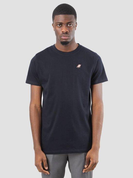 Wemoto Nice T-Shirt Navy Blue 111.233-400