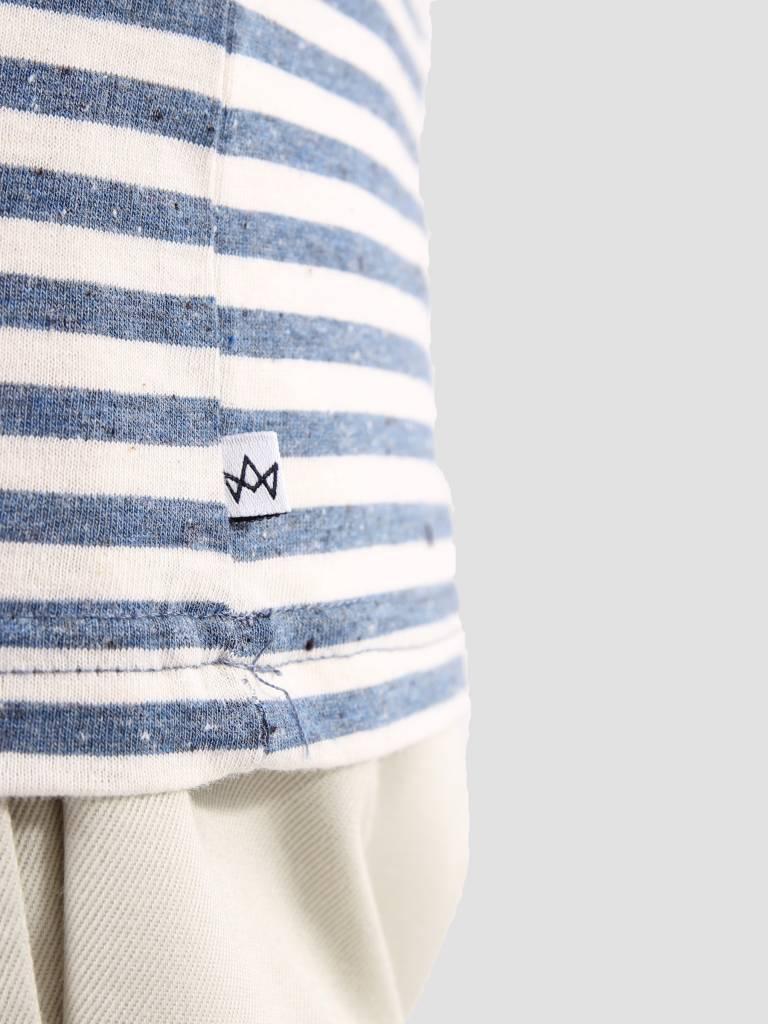 Kronstadt Kronstadt Nick Navy Pink T-shirt KRSS18-KS2450