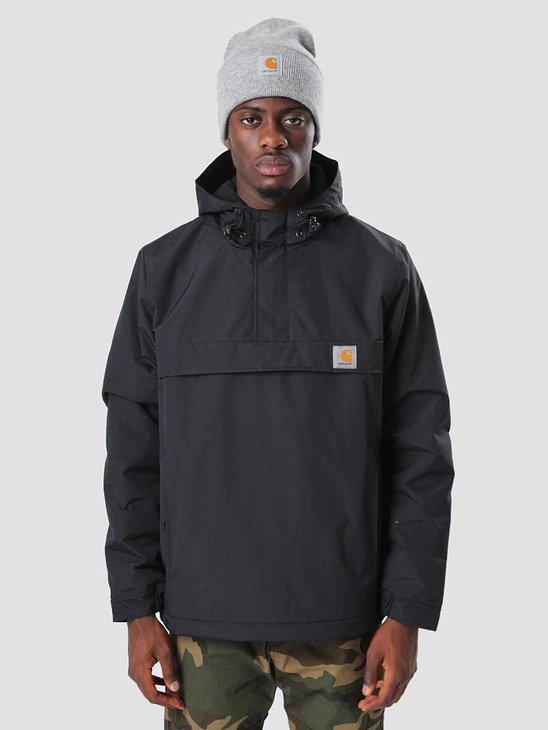 Carhartt Nimbus Pullover Black I021872-8900