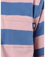 Stussy Stussy Nolan Stripe Jersey Blue 1140081