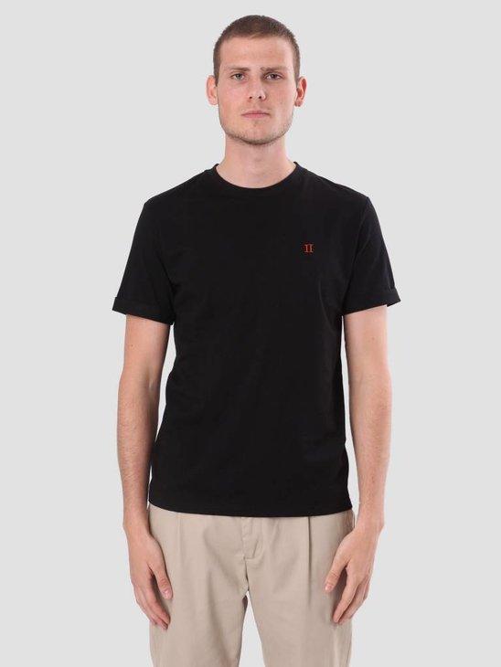 Les Deux Norregaard T-Shirt Black LDM101008