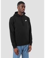 Nike Nike NSW Hoodie Black Black White 804346-010