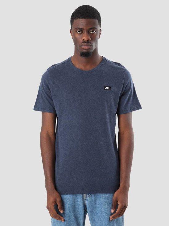 Nike NSW T-Shirt Obsidianheather AH7925-473