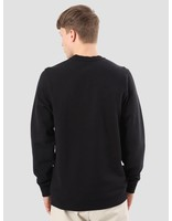 Ceizer Ceizer Oh Yes Embroidery Crewneck Black S18-06-B