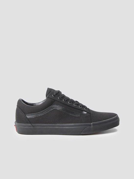 Vans Old Skool Black Black VD3HBKA
